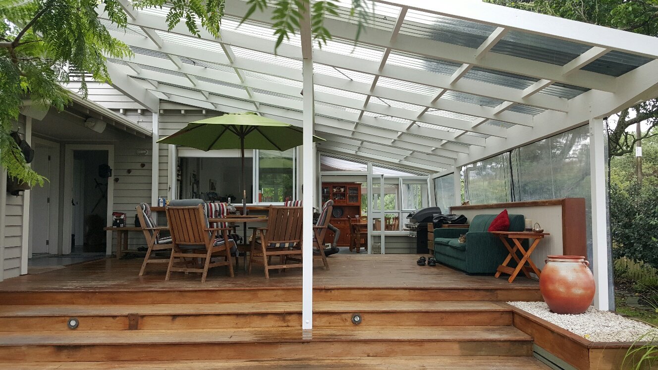 Outdoor living and patio ideas   Our family building your family home