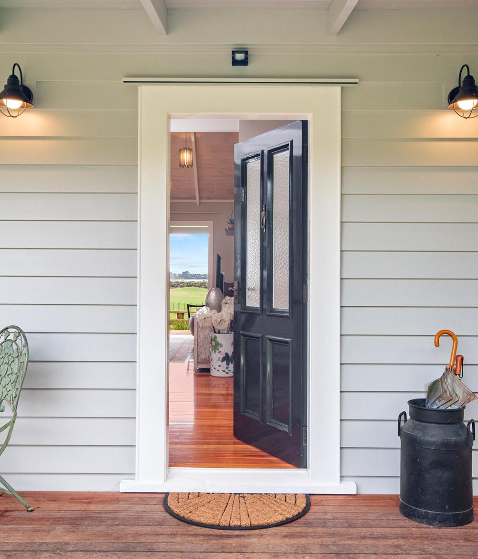 New Builds - Front Door
