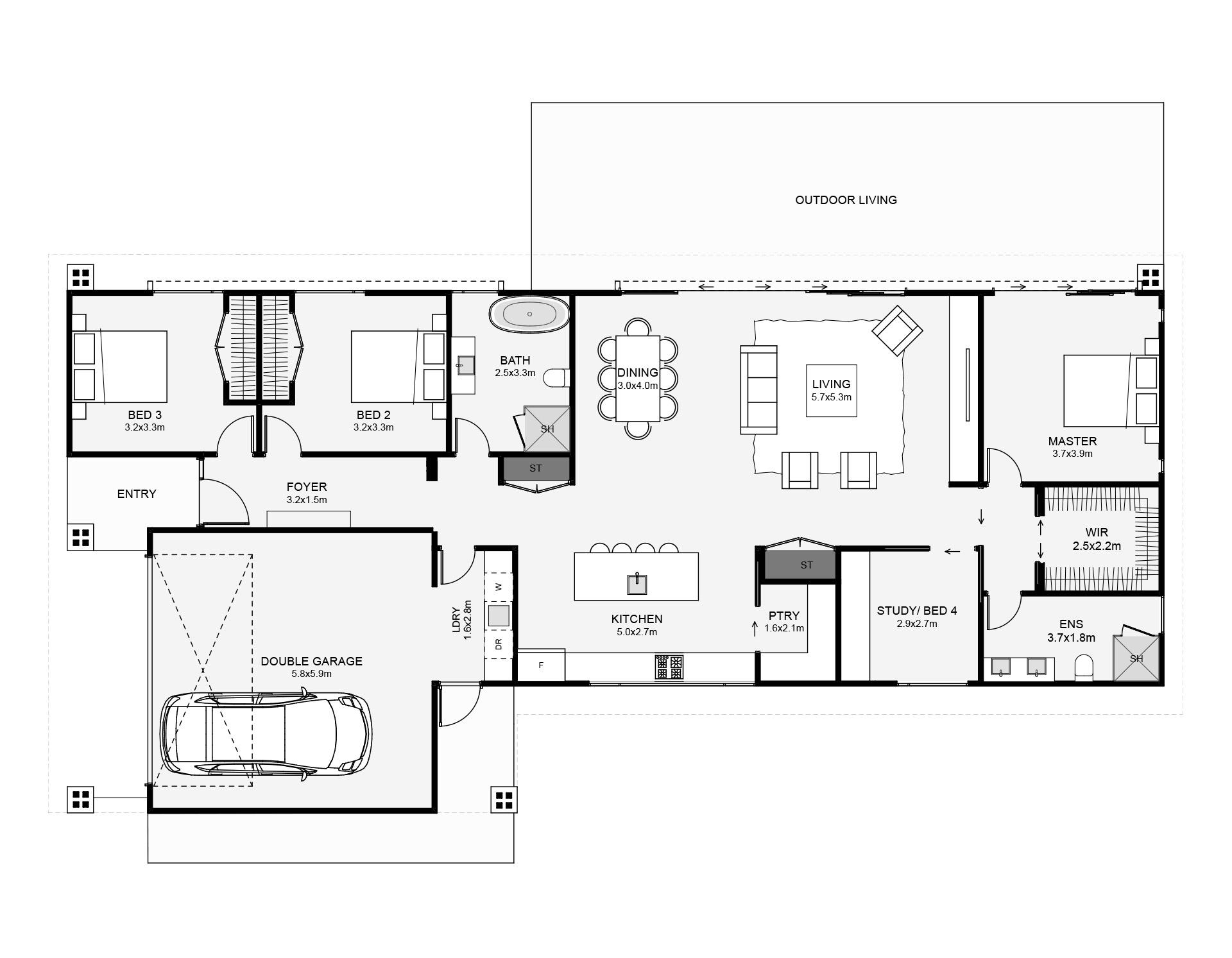 Choice Floorplan