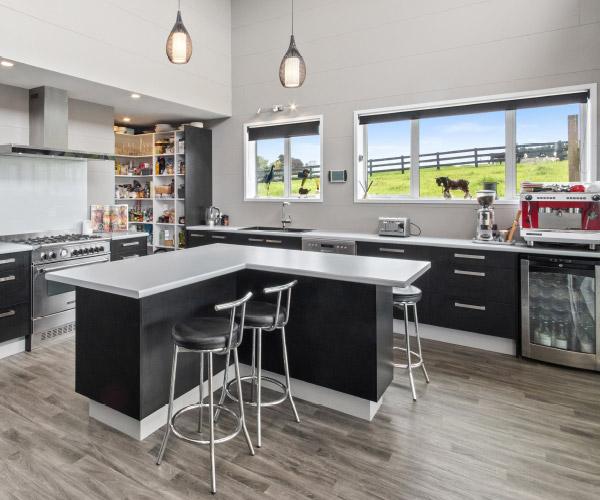 Living Shed - Kitchen