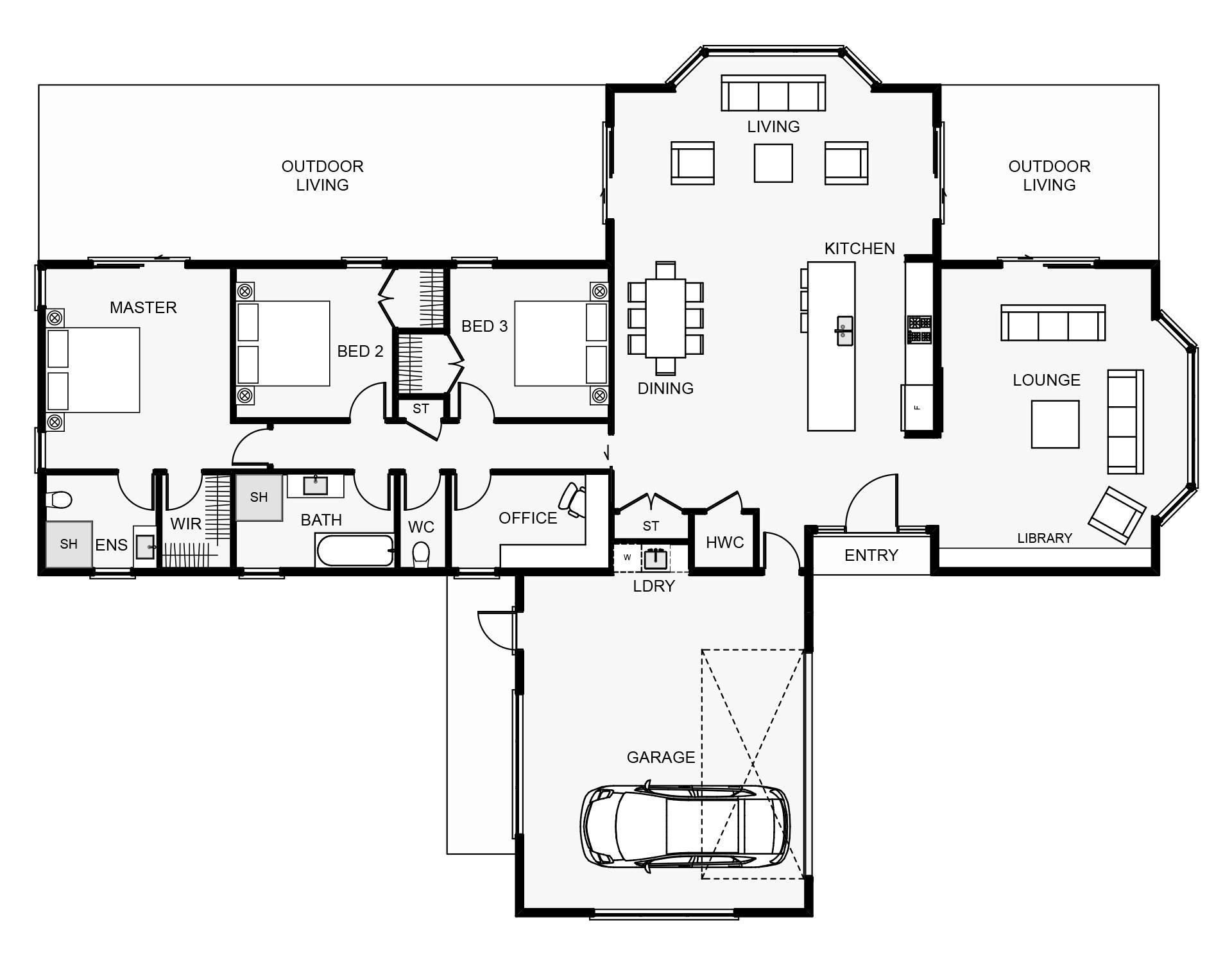 Wop Wop Floorplan